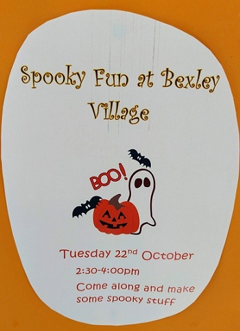 Spooky fun at half-term